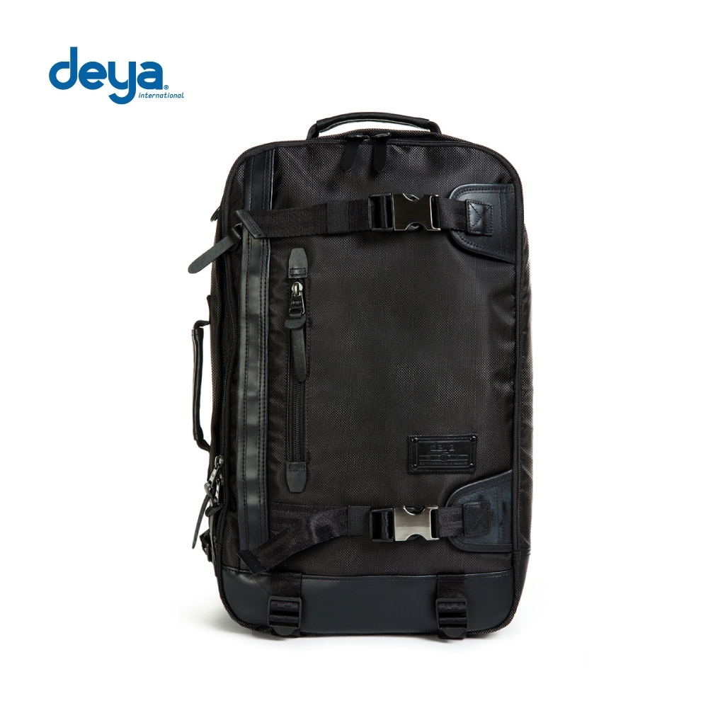 deya 義式哥德機能三用背包-N66