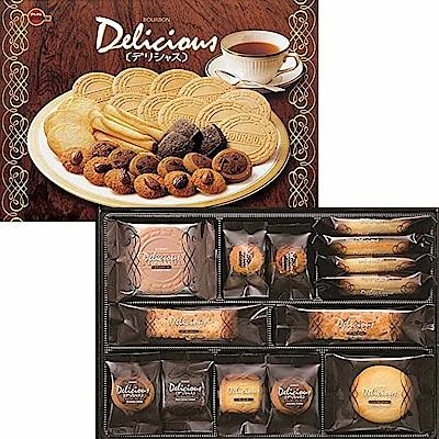 北日本 綜合餅乾禮盒-棕(230g)