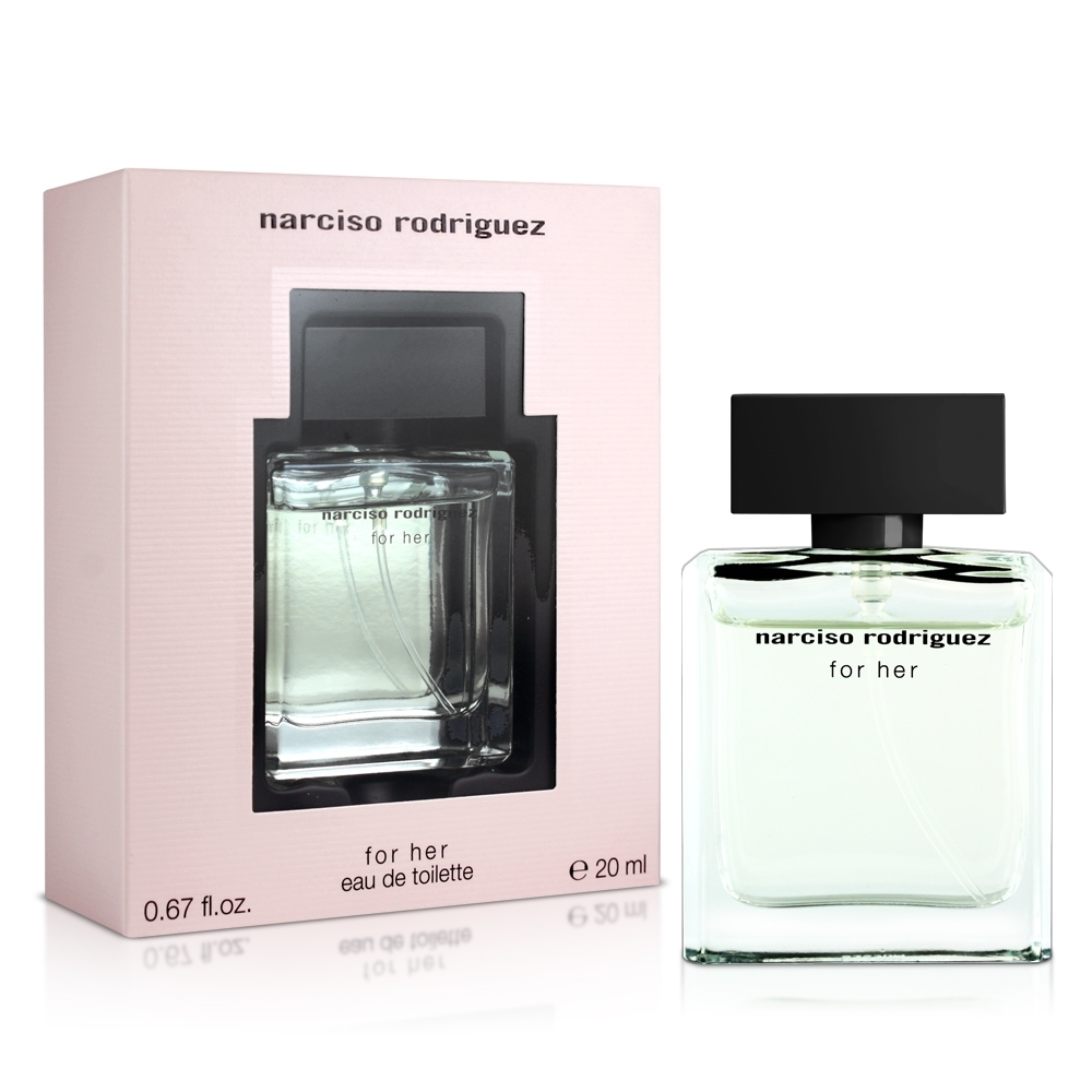 Narciso Rodriguez For Her 女性淡香水20ml