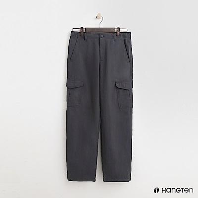 Hang Ten - 男裝 - ThermoContro-鬆緊口袋休閒褲 - 灰
