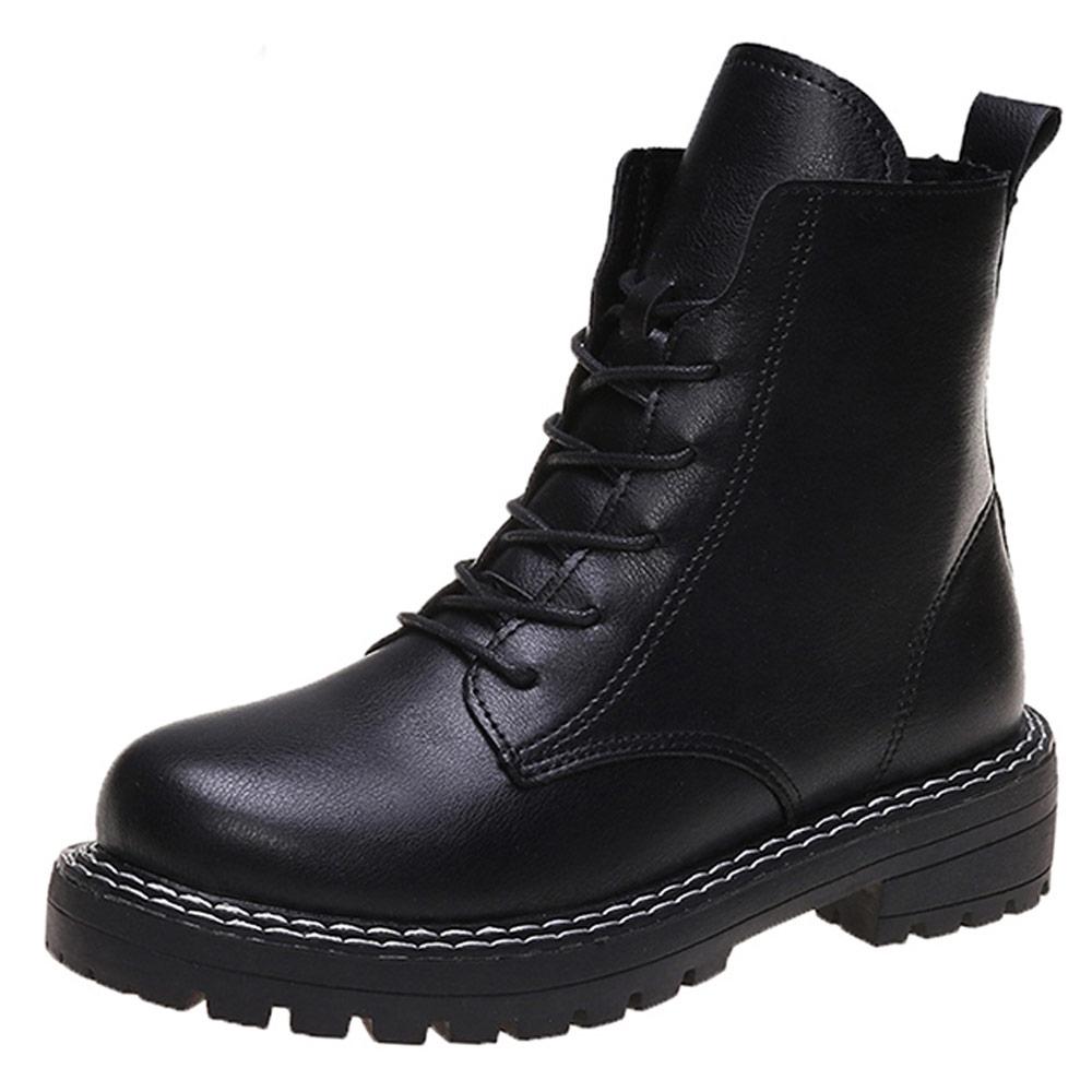KEITH-WILL時尚鞋館 好感印象中短筒靴