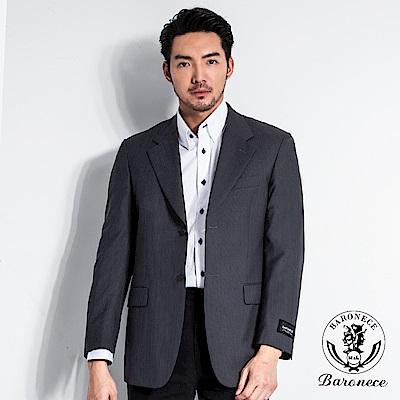 BARONECE 經典紳士羊毛西裝(507308-04)