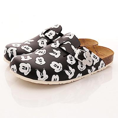 迪士尼童鞋米奇勃肯涼鞋款FO53931黑大童親子段