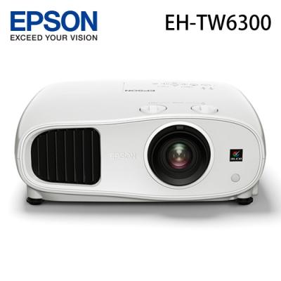 福利品 - EPSON EH-TW6300 Full HD 3D家用投影機