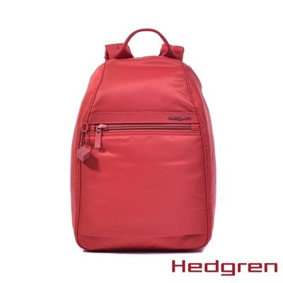 Hedgren INNER CITY旅行防盜 後背包 赤紅