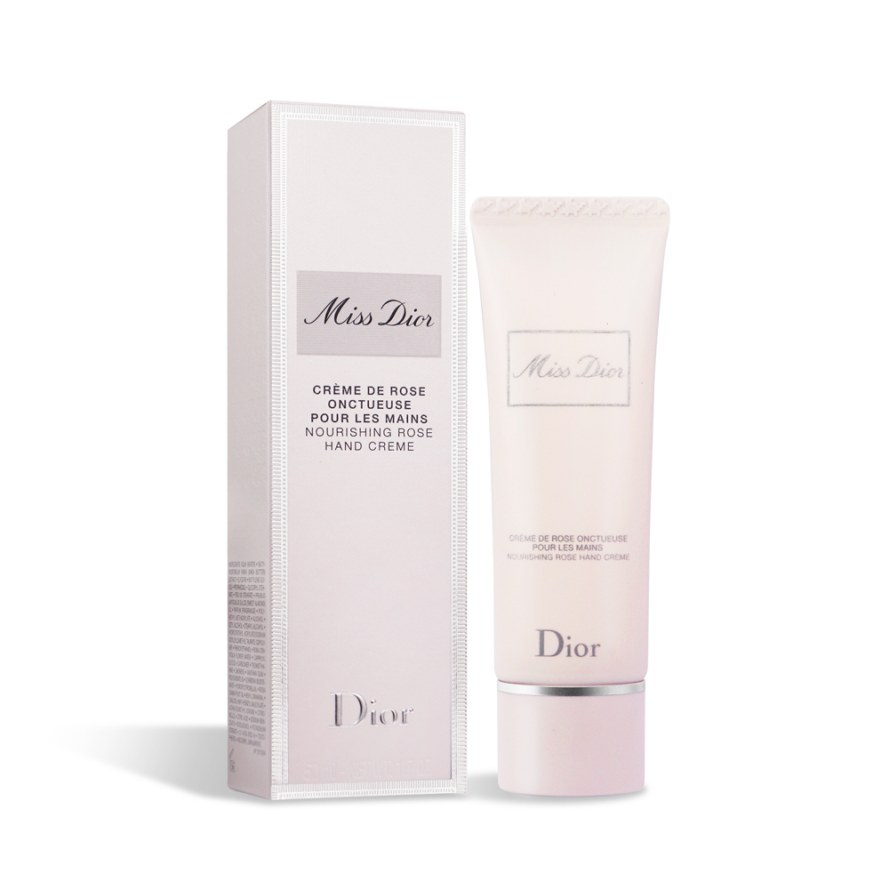Dior 迪奧 Miss Dior 玫瑰護手霜 50ml