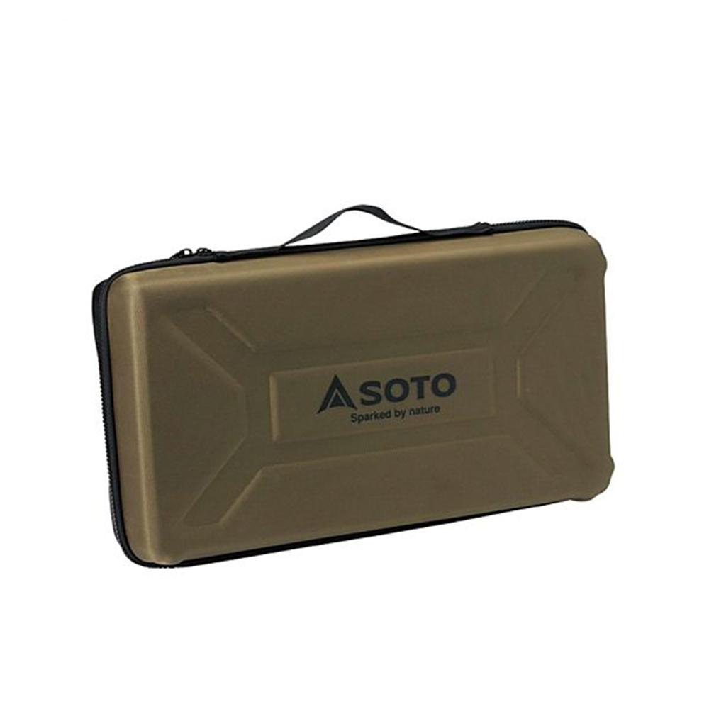 SOTO 雙口爐ST-526專用收納盒(ST-5261) @ Y!購物