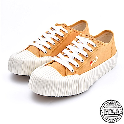 FILA 情侶款 韓版中性餅乾鞋 4 C320T 991