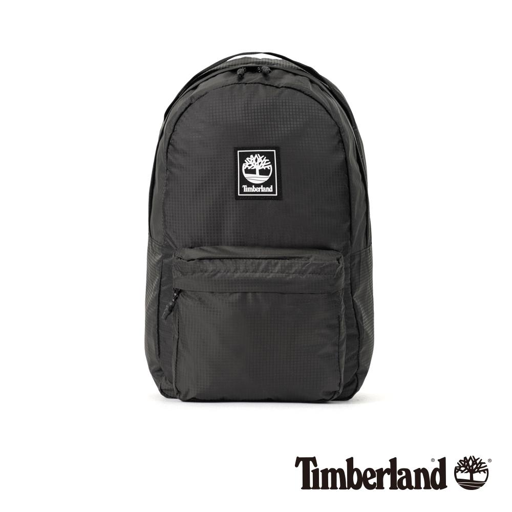 Timberland 中性黑色經典雙肩後背包|A2FGU
