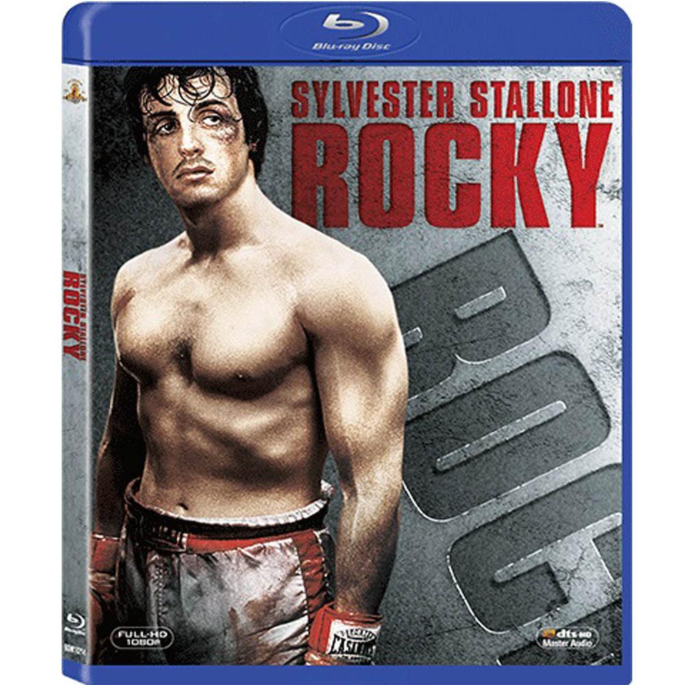 洛基 Rocky 藍光 BD