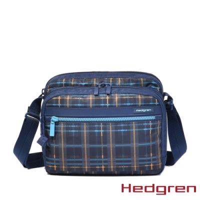 【Hedgren】科技線多層收納斜背包(HIC226 METRO)