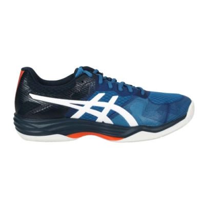 ASICS GEL-TACTIC 男排羽球鞋-排球 羽球 亞瑟士 1071A031-402 藍白橘