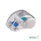 MIDORI Mini Cleaner清潔小車III(圓形車款)-透明
