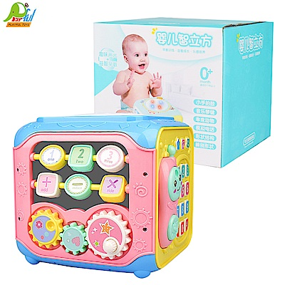 Playful Toys 頑玩具 嬰兒智力學習方塊