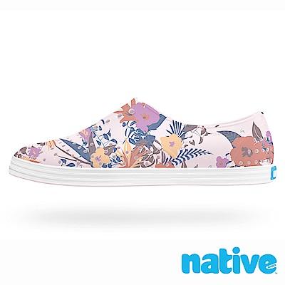native JERICHO 女鞋-牛奶粉熱帶花卉印花