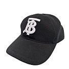 BURBERRY 經典MONOGRAM MOTIF棒球帽(黑)