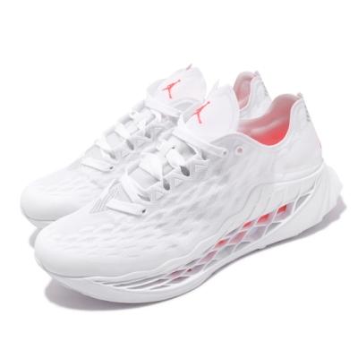 Nike 訓練鞋 Zoom Trunner 運動 男鞋 氣墊 避震 喬丹 舒適 健身 球鞋 穿搭 白 紅 CJ1495100
