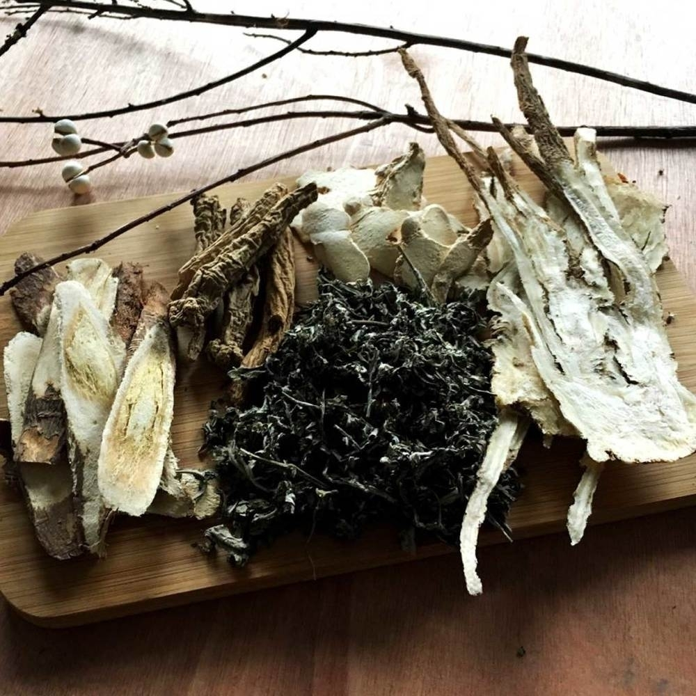picky digger 嚴選 樂木集 純天然漢方藥材研磨足浴包-纖細少女4包/份