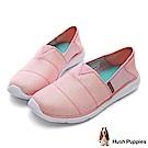 Hush Puppies Bittren 直套式休閒鞋-粉