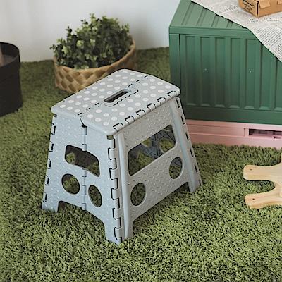 完美主義 摺疊椅/摺合椅/椅凳/大-2入組(2色)