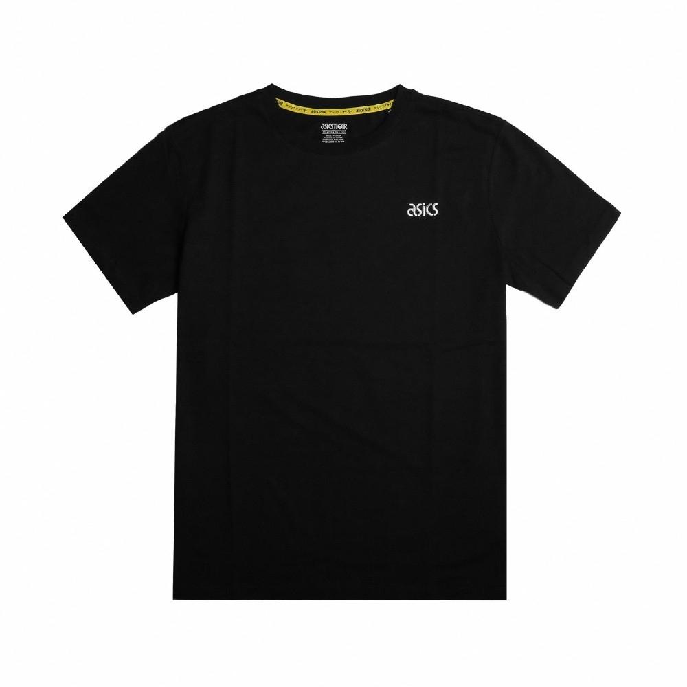 Asics T恤 JSY Tokyo SS T 1 男款 亞瑟士 東京 基本款 棉質 圓領 穿搭 黑 藍 2191A226001