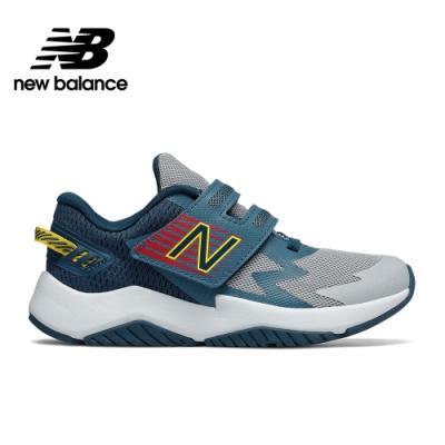 【New Balance】童鞋_中性_灰色_PTRAVBG1-W楦(RAV輕量跑鞋)