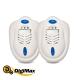 DigiMax UP-121 雙效型可攜式驅蚊器(超值2入組) product thumbnail 1