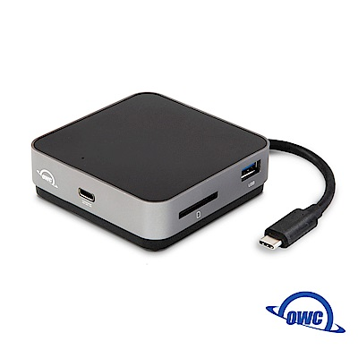 OWC- USB-C TRAVEL DOCK 隨身 USB-C 多功能擴充座