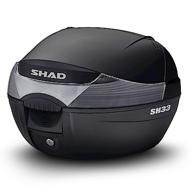 SHAD SH33 後行李箱置物箱漢堡箱