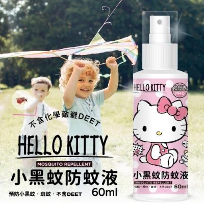 HELLO KITTY 小黑蚊防蚊液60mlx4瓶