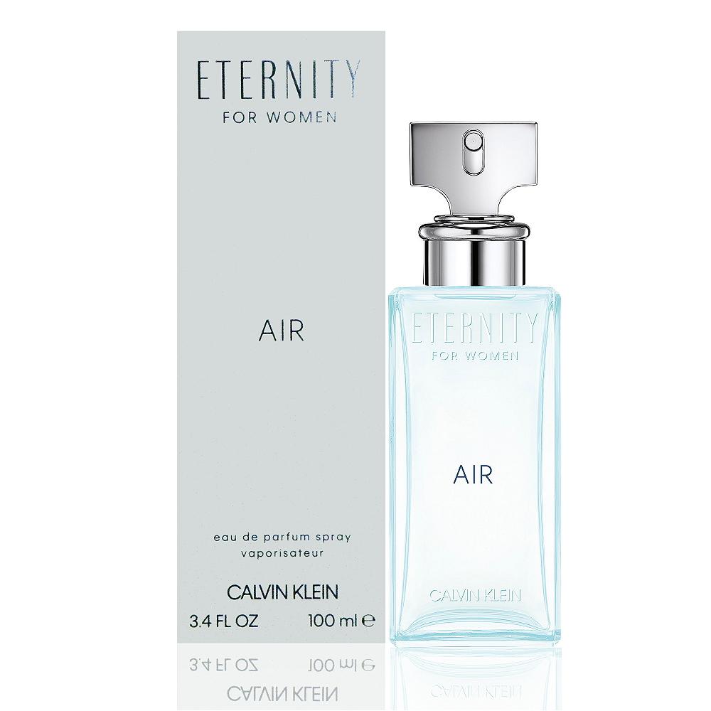 Calvin Klein Eternity Air 永恆純淨女性淡香精100ml Test