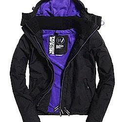 SUPERDRY 極度乾燥 女 外套 紫色 0936