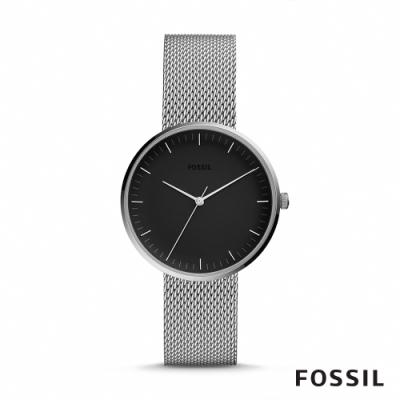 FOSSIL ESSENTIALIST 極簡美學米蘭帶女錶 38MM ES4610