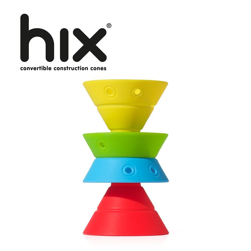 【MOLUK】瑞士創意玩具 - Hix 創意三角疊疊樂