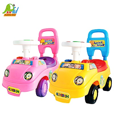 Playful Toys 頑玩具 音樂童車