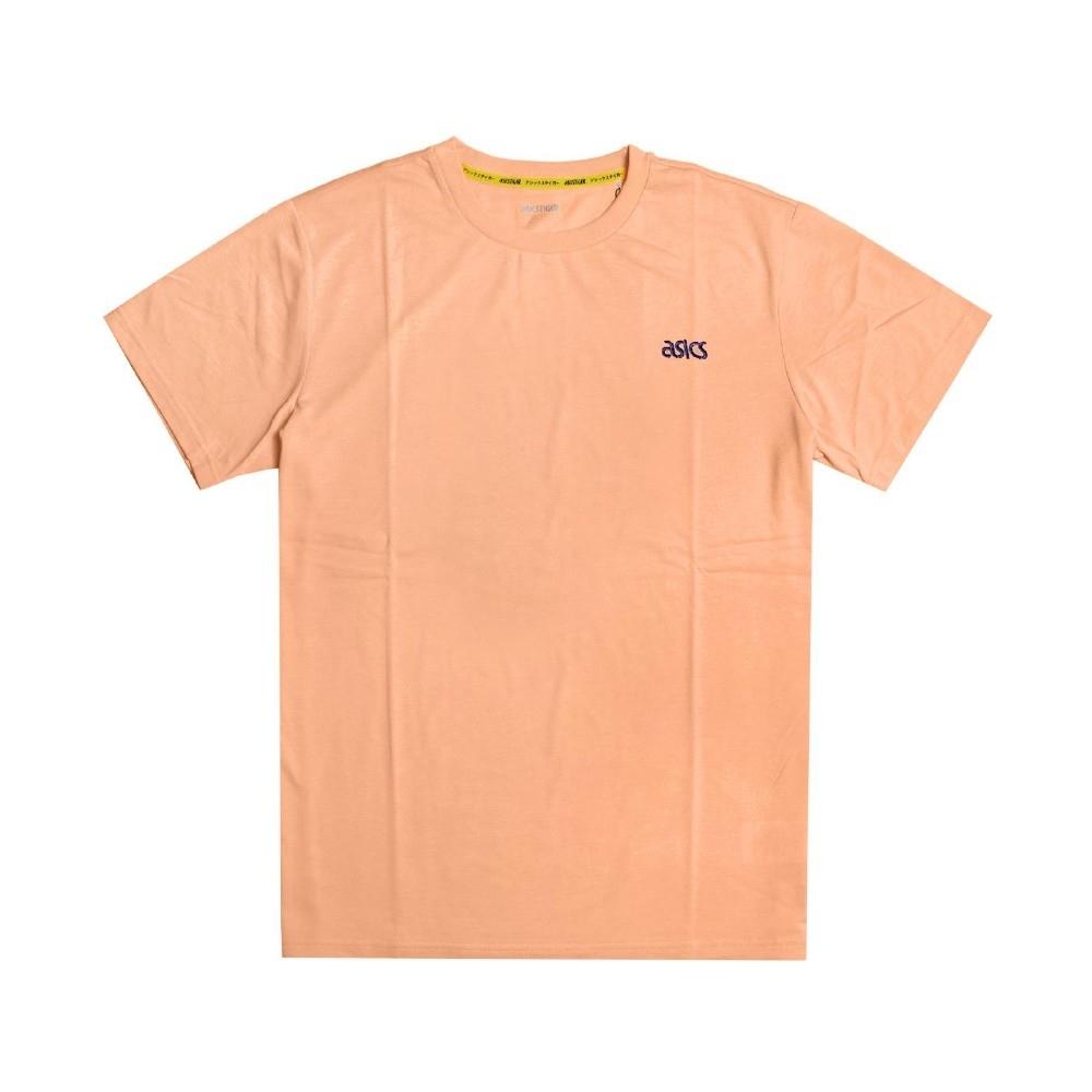 Asics T恤 JSY Tokyo SS T 2 基本款 男款 亞瑟士 東京 圓領 棉質 運動休閒 橘 紫 2191A224801