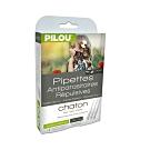 法國皮樂Pilou第二代加強升級-非藥用除蚤蝨滴劑-幼貓用(3支各0.6ml-4個月以上) 兩盒組