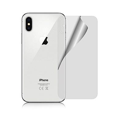 NISDA iPhone Xs / iPhone X 霧面防眩螢幕保護貼(背面使用)