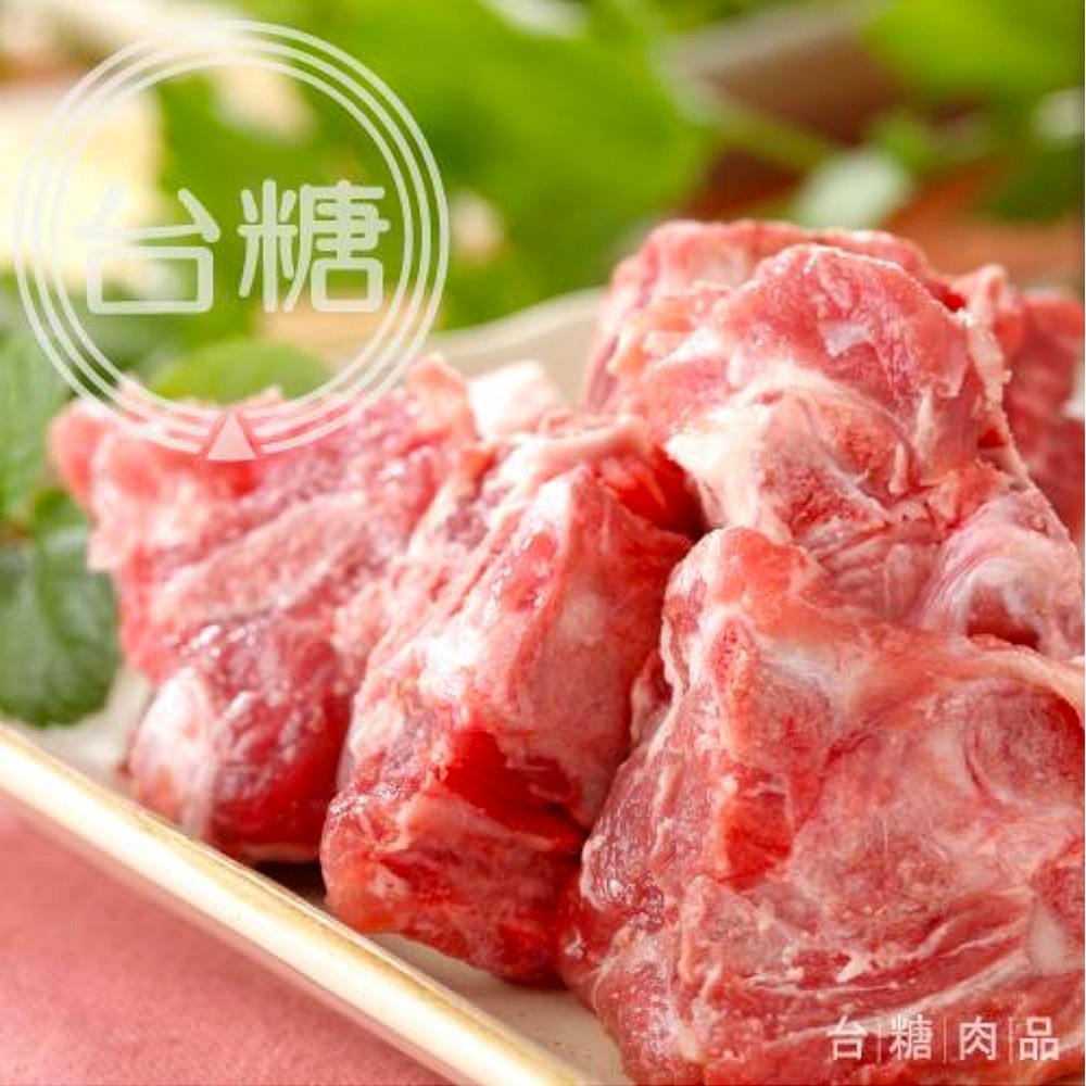 台糖 豬龍骨4盒組(600g/盒)燉湯營養價值高;台糖CAS好豬肉
