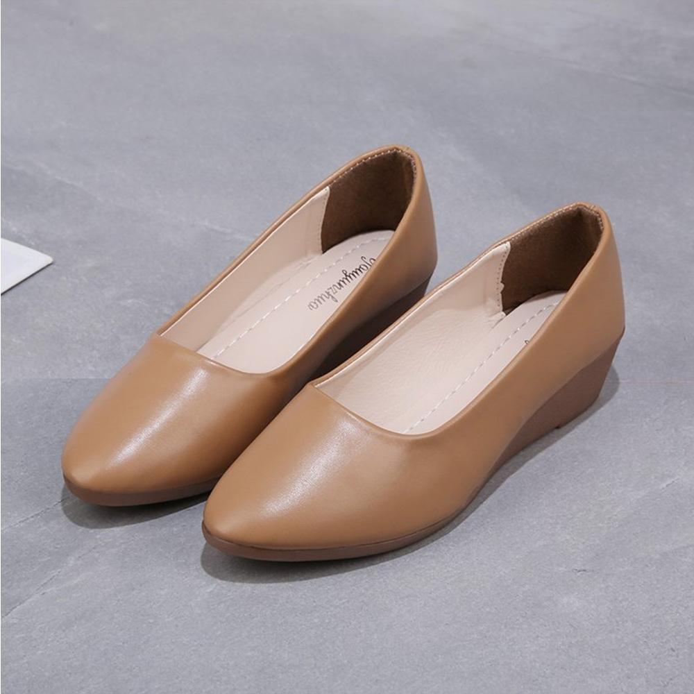 KEITH-WILL時尚鞋館-獨賣學院精選女低跟鞋(共3色) product image 1