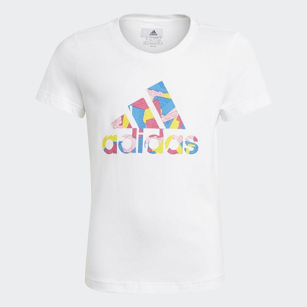 adidas LEGO 短袖上衣 男童/女童 GJ6492
