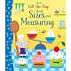 Lift-The-Flap Sizes And Measuring 大小測量翻翻學習書 product thumbnail 1
