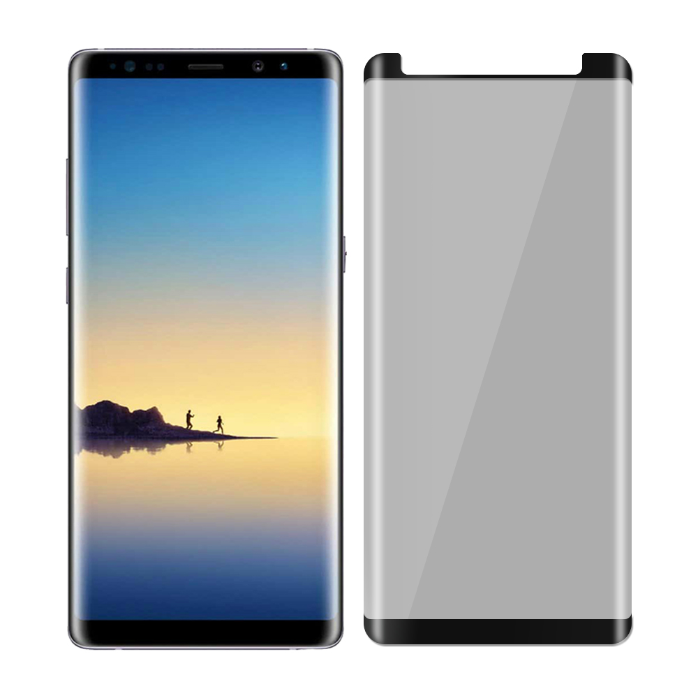 SSTAR SAMSUNG Galaxy NOTE 8 高透防窺 縮小版3D曲面鋼化保護貼