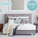 Oleles 歐萊絲 四季經典 彈簧床墊-雙人5尺