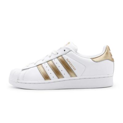 ADIDAS SUPERSTAR 女休閒鞋 白-EE7399