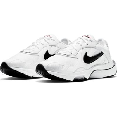 NIKE 氣墊 慢跑 訓練 緩震  運動鞋 男鞋 白黑 CK2946101 AIR ZOOM DIVISION