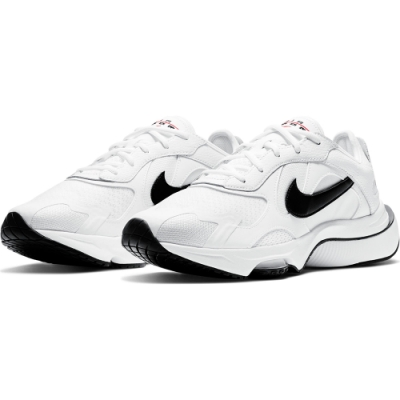 NIKE 慢跑鞋 復古 緩震 運動 男鞋 白 CK2946101 AIR ZOOM DIVISION