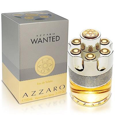 AZZARO 致命武器男性淡香水100ml-送品牌小香