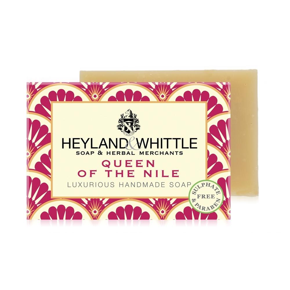 *H&W英倫薇朵 埃及豔后手工香氛皂120g