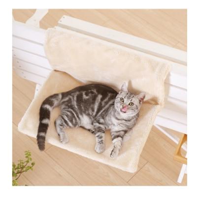 寵愛有家-秋冬保暖舒適寵物掛床(貓吊床)